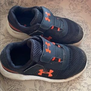 Toddler under armour runners
